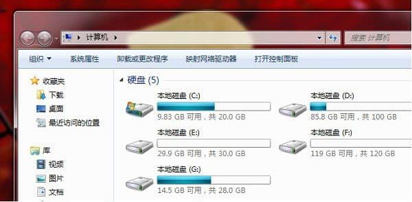 重装Win7系统