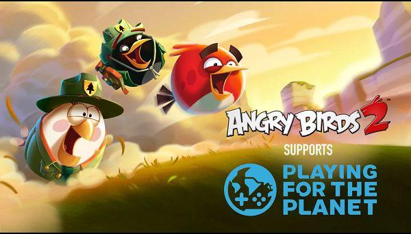 愤怒的小鸟(Angry Birds)PC完整版下载