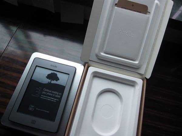 Kindle金属保护壳