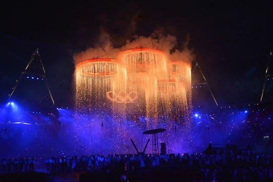 最炫英伦风:2012年伦敦奥运会开幕式