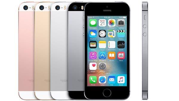 新上市的iPhone 5