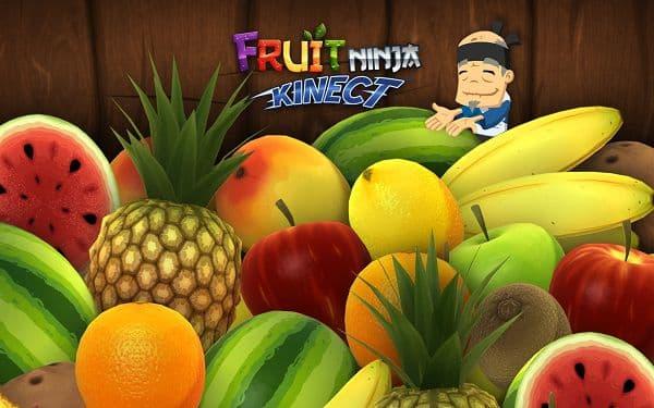 《水果忍者》(Fruit Ninja)