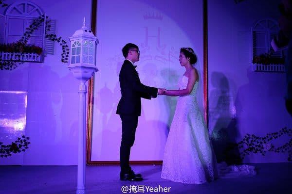 H♂与H♀的婚礼