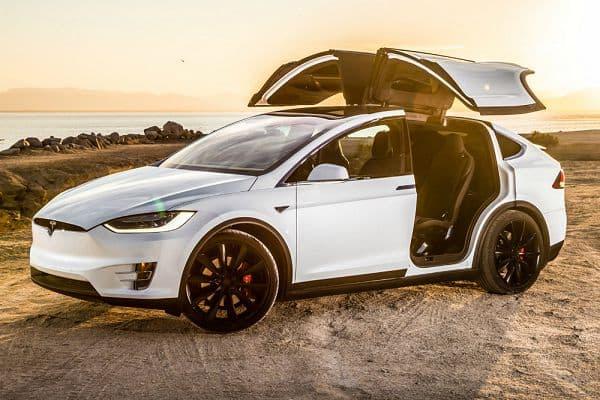 特斯拉 Tesla Model X评测