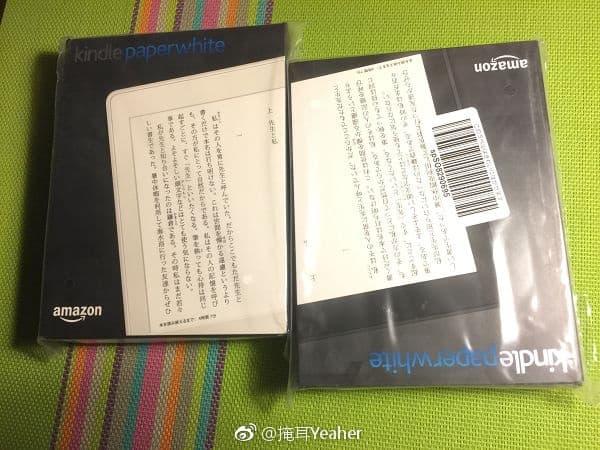 Kindle Paperwhite 32GB マンガモデル:入手与开箱