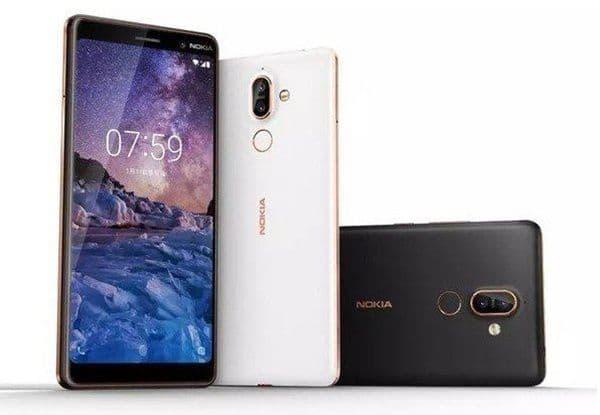 诺基亚 Nokia 7 Plus