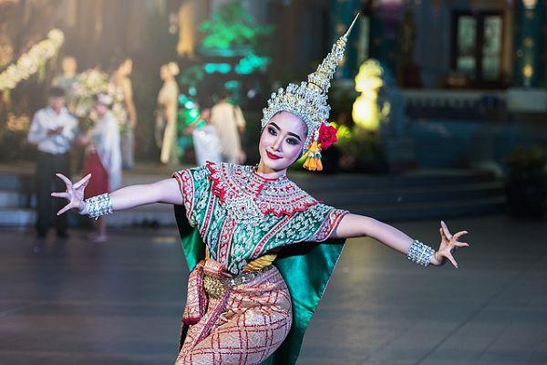 泰式舞蹈/泰国风俗