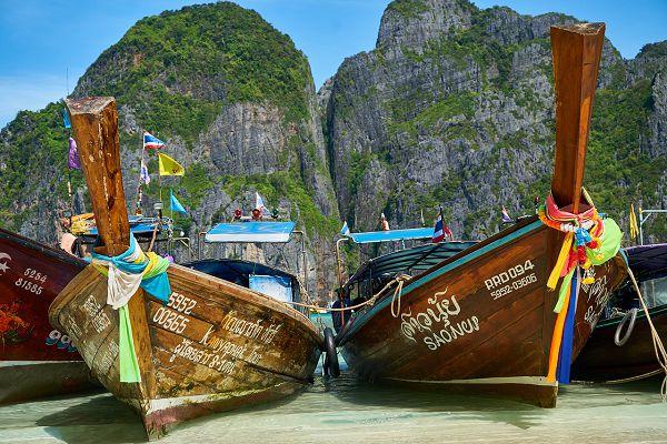 泰国的海:普吉岛/攀牙湾/皮皮岛/丽贝岛/苏梅岛/涛岛
