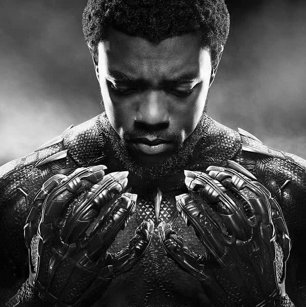 Chadwick Boseman 查德维克·博斯曼 黑豹 Wakanda Forever