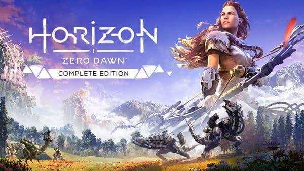 Horizon:Zero Dawn(Complete Edition)地平线:零之曙光/地平线:黎明时分
