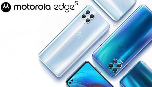 摩托罗拉 Motorola edge s
