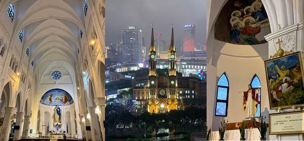 宁波药行街天主教堂(圣母升天堂)